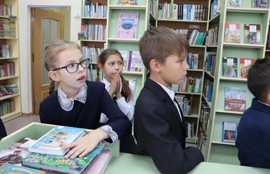 Школьные приключения книжных героев