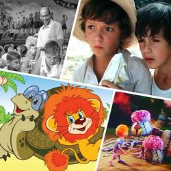 Летние мультфильмы и кинофильмы для детей и родителей